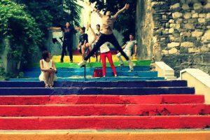 Findikli_Beyoglu_merdiven_LGBT