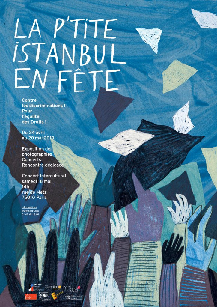 ACORT Affiche La Petite Istanbul 2019